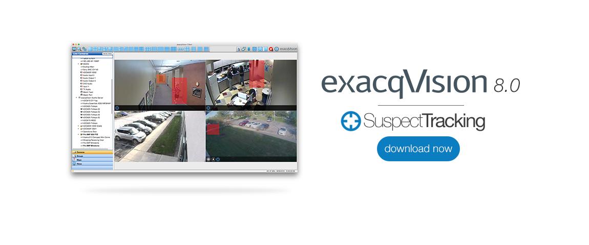 exacqVision 8.0